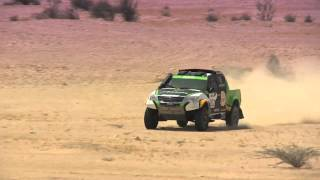 Yazeed Racing - Sealine Cross Country Rally 2014 - Day 1