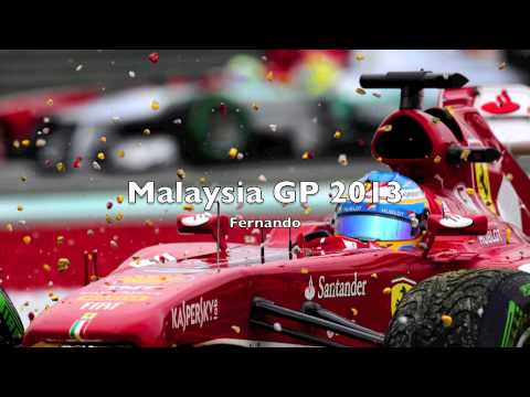 ALO MalaysiaGP2013