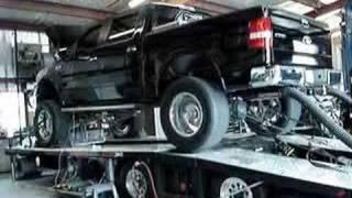 2006 F150 Dyno Pull
