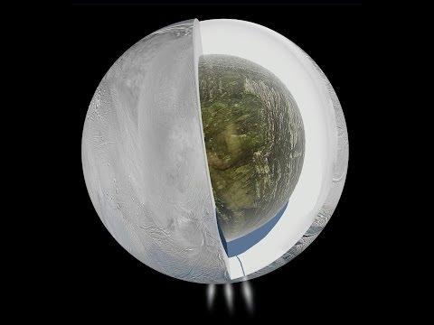 New report  shows water on Saturn's moon