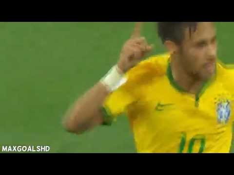 Brazil vs Croatia 3-1 All Goals...World Cup 2014