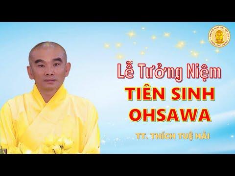 Lễ Tưởng Niệm Tiên Sinh Ohsawa 2014 phần 2.3