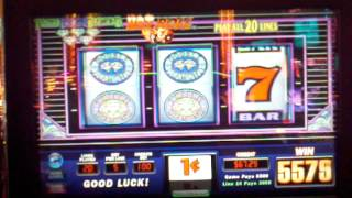 Hot Roll Video Slot Hit ~ IGT