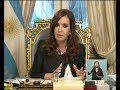 Archivo 2013 Cristina Kirchner enviaba el Memor ndum con Ir n al Congreso