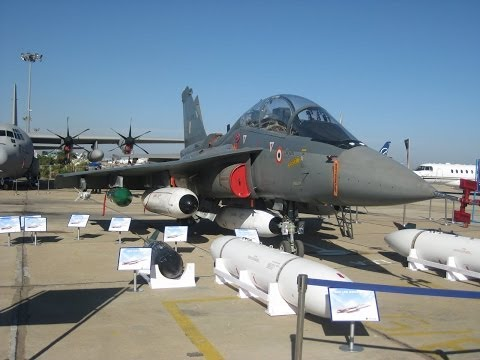Launch of LCA (Light Combat Aircraft) Tejus