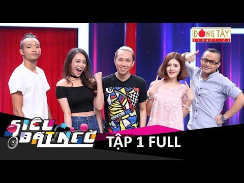 SIÊU BẤT NGỜ 2016 | TẬP 1 FULL HD: ANH ĐỨC- LA THÀNH- HOÀNG PHI-KIM ANH- LILLY LUTA (05/07/2016)
