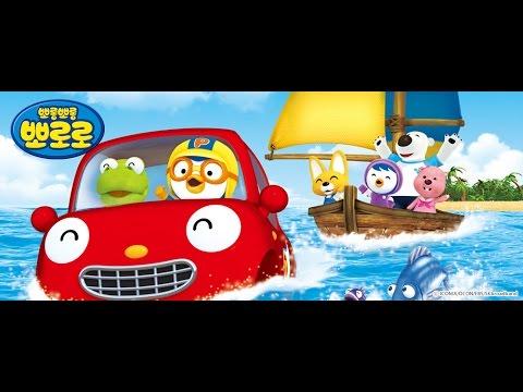 Đồ chơi Pororo Tập 4 : by TV Car Transformtion Toys