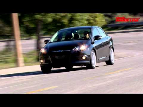 2011 Chevrolet Cruze vs. 2012 Ford Focus Comparison Test
