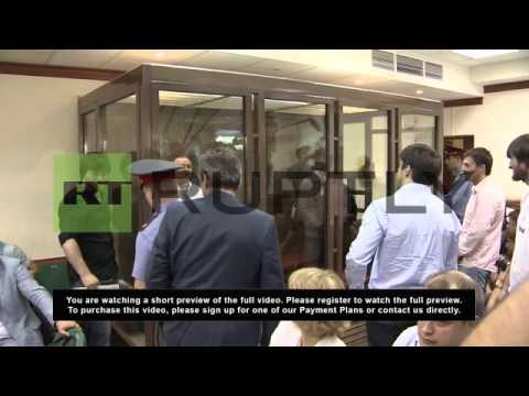 Russia: Accused Politkovskaya assassins appear for pre-trial hearing