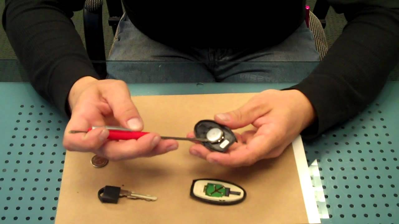 how to change battery in car key nissan