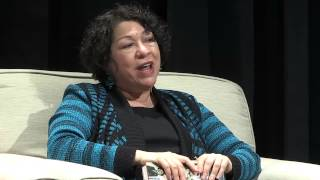 A Conversation with U.S. Supreme Court Justice Sonia Sotomayor, May 2, 2013