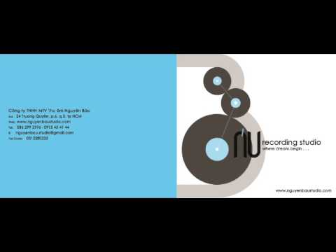 Neu Cu Nhu Vay Remix   Chau Khai Phong  Beat  Báu Studio
