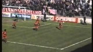 Salgueiros - 1 x Sporting - 1 de 1991/1992