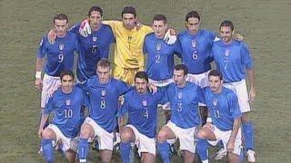 4 settembre 2004 - Italia-Norvegia 2-1 - Almanacchi Azzurri