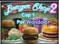 "Gameplay Burger Shop: ""El gordito de la Coca Cola"" (JC) (Juego Casual)"