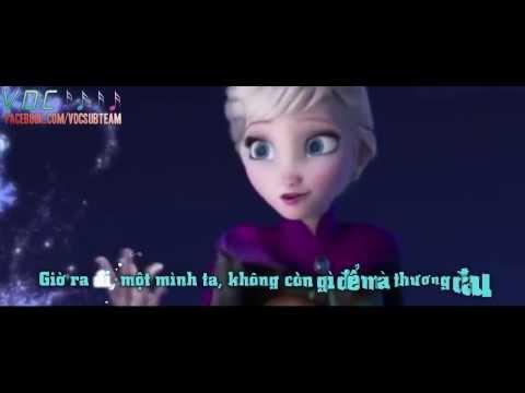 [Karaoke] Let It Go (Hãy Bước Đi) - Dương Hoàng Yến