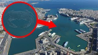 STRANGEST Things Found On Google Earth!