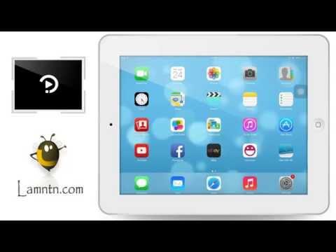 Cập nhật IOS cho iPhone (iPad) không cần iTunes