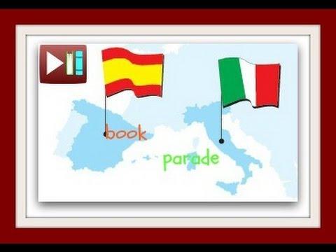 Book Parade 21.10.13 Italia/Spagna