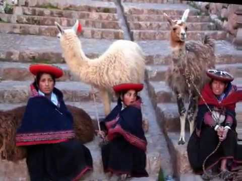 ANDES - Cultura e povo / Culture and people (Part I)