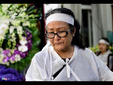 Trực tiếp đám tang NSƯT Thanh Sang: Vợ cố nghệ sĩ xúc động chia sẻ