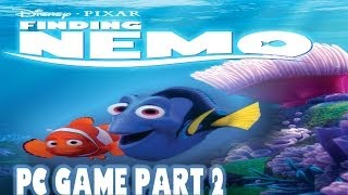 Finding Nemo PC Game Part 2