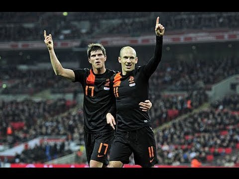 England - Official Football Highlights | FATV - England 2-3 Holland Goals and Official Highlights 29/2/12