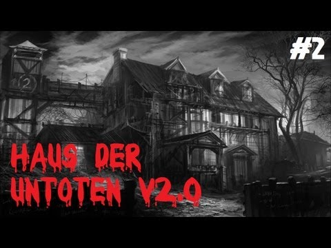 Custom Zombies - Haus der Untoten v2.0: Definitely Some Custom Weapons to be Had (Part 2)
