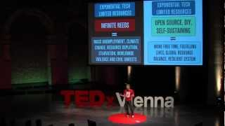 Robots Will Steal Your Job, but That's OK | Federico Pistono | TEDxVienna