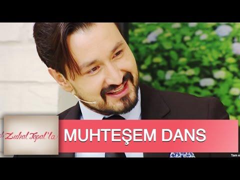 Zuhal Topal'la 38. Bölüm (HD) | Baha ve Talibi Galiya'dan Muhteşem Dans