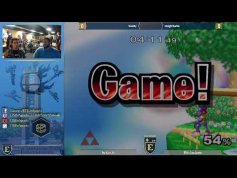 The Cave 24 Melee Singles - Launchy vs Straight Ballin