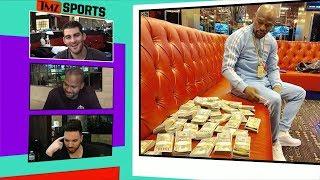Floyd Mayweather: I Bought an $18 Million Watch!!!   TMZ Sports