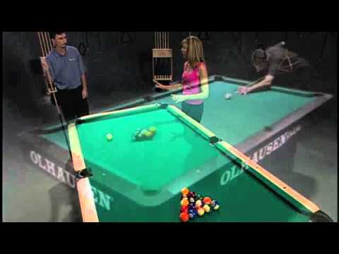 The Break - How To Play Pool Like The Pros