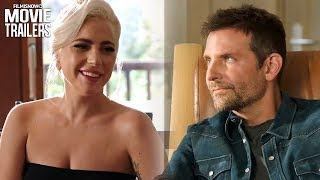 """A STAR IS BORN """"Creating The Sound"""" Featurettes NEW (2018) - Bradley Cooper & Lady Gaga"""