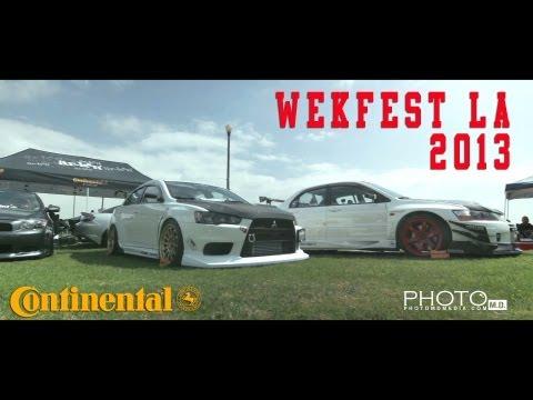 Wekfest LA 2013 | PHOTO M.D.