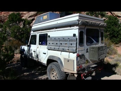 Part -1- Overlanding Canyonlands National Park (Needles District) Backcountry Wild Camping