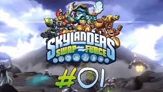 Let's Play Skylanders: Swap Force #01 - Der beste Pilot der Skylands [blind!]