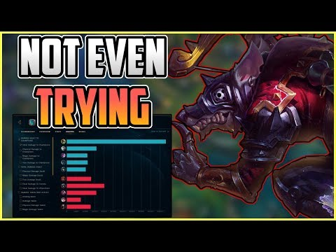 More Damage Than EITHER Team Combined - Twitch Jungle Commentary Guide - League of Legends