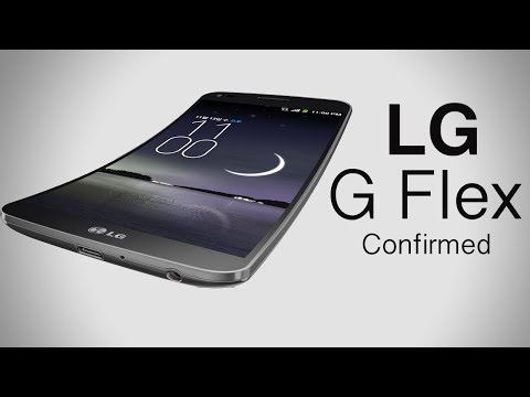 LG G Flex Debuted - A New Type of Curve to Smartphones?