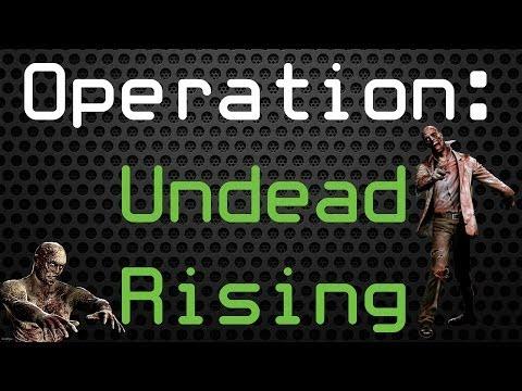 Operation: Undead Rising Waves 11, 12, 13, 14, 15, 16, 17, 18, 19 & 20 - War Commander
