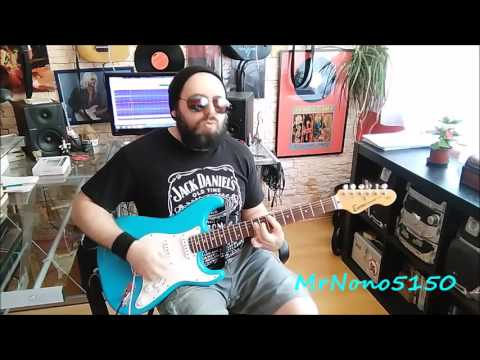 The Blues Brothers*Soul Man*Guitar Cover by Nono