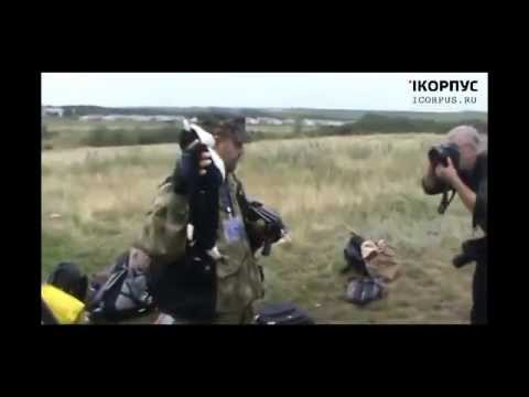 MH17 Crash: Ukrainian media stories about looting of toy and wedding ring proven FAKE!