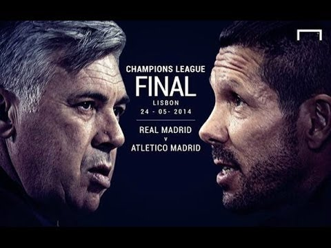 Real Madrid vs Atlético de Madrid 2014 - Champions League Final Promo [HD]