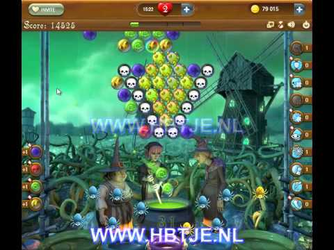 Bubble Witch Saga level 113