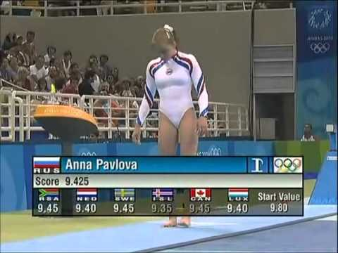 2004 Athens Olympics Vault Final.wmv