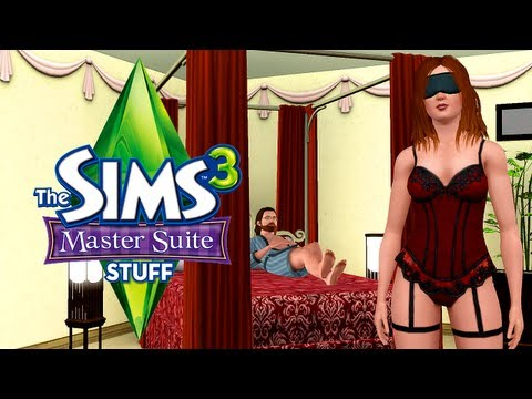LGR - The Sims 3 Master Suite Stuff Pack Review - YouTube, Is the fifth stuff pack expansion for The Sims 3 worth buying? What exactly does it include? Will it help your erectile dysfunction? This rather snarky revie...