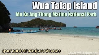 Videos of Marine Parks in Thailand