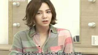 KBS World Arabic Interview with Jang Keun Suk Part-2