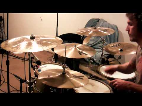 Skrillex, Kill The Noise & 12th Planet - Right On Time - Drum Cover - Jasper LeMaster