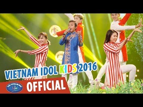 VIETNAM IDOL KIDS 2016 - GALA 6 - NẮNG CÓ CÒN XUÂN - HỒ VĂN CƯỜNG